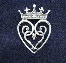 Mary Queen of Scots Pin