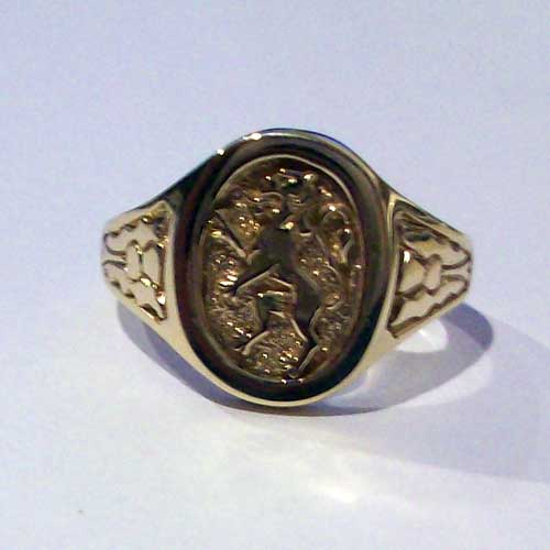 the rant 9ct scottish celtic jewelry